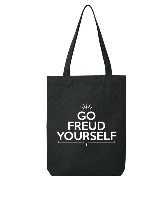 Tote bag Go Freud Yourself - Comptoir des Psychologues