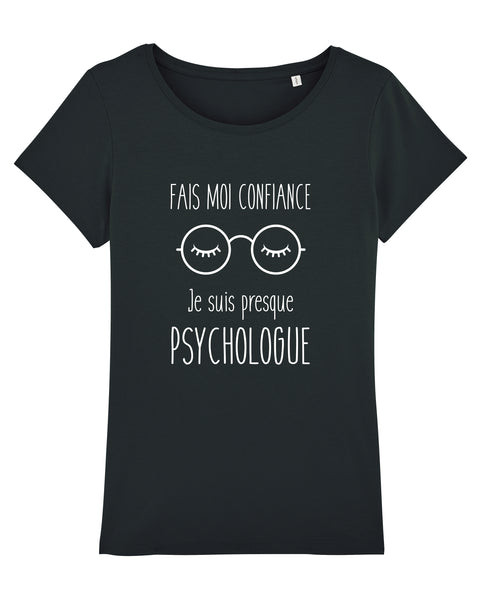 T-shirt Presque Psychologue - Comptoir des Psychologues