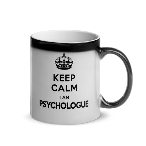 Mug magique Keep calm - Comptoir des Psychologues