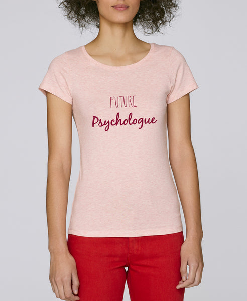 T-shirt Future Psychologue - Comptoir des Psychologues
