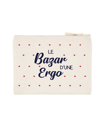 Tote bag Bazar coeur Pharmacienne