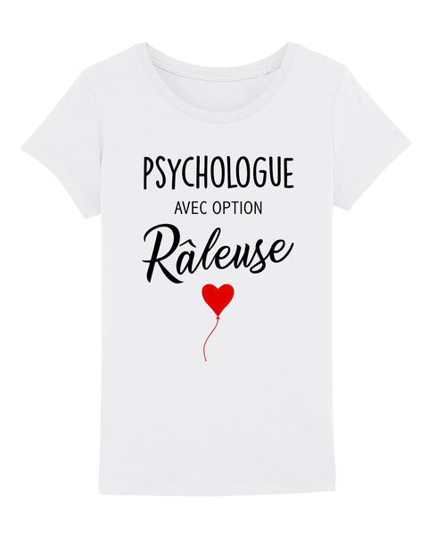 T-shirt Option râleuse - Comptoir des Psychologues