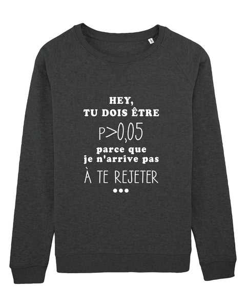 Sweat Drague de Psy - Comptoir des Psychologues