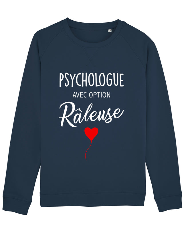 Sweat Option râleuse - Comptoir des Psychologues