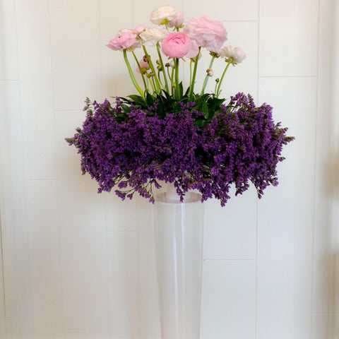 Event Centerpiece Purple