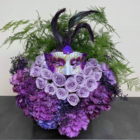Purple Masquerade