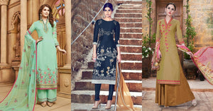 Salwar suits Designs to Step up your Fashion a Notch Higher