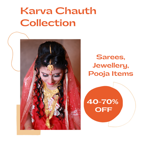Karva Chauth Collection - Trend Eve