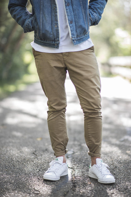Casual Trousers - Trend Eve