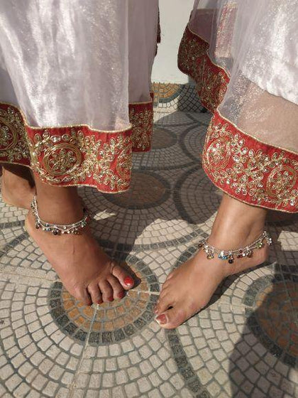 Anklets & Toe Rings - Trend Eve