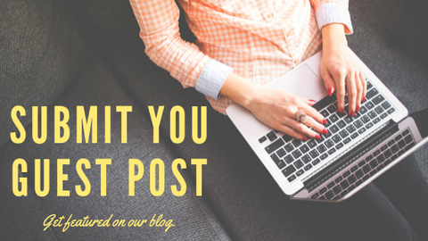 Submit Guest Post + Write for us
