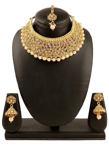 Bridal Gold Plated Jewellery Sets