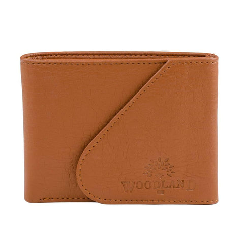 Stylish Tan Colour Wallet For Men'S - Trend Eve