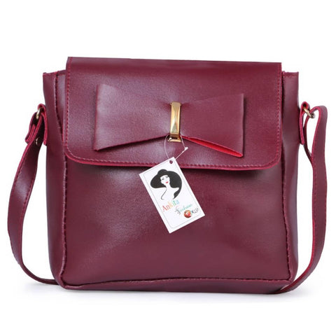 Women's PU Sling Bag