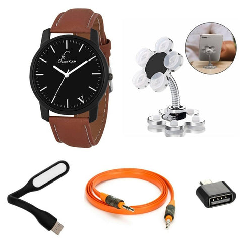 Watch With Mobile Accessories