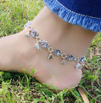 Beautiful Alloy Anklet for Women