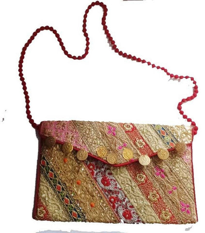Zari Sling For Girl's