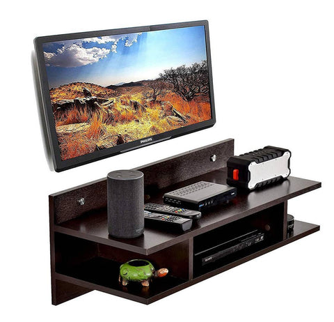 TV Set Up Box Holder