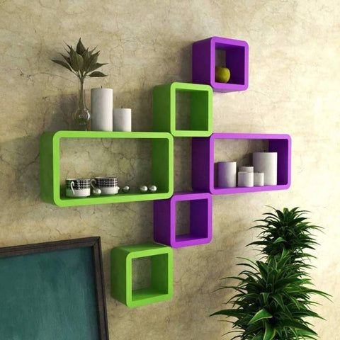 wall desiging  Rack shelf
