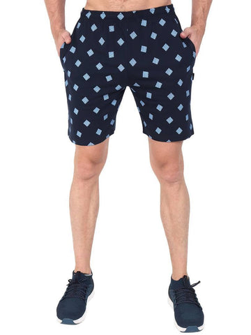 Men Pc Cotton Printed Bermuda Shorts