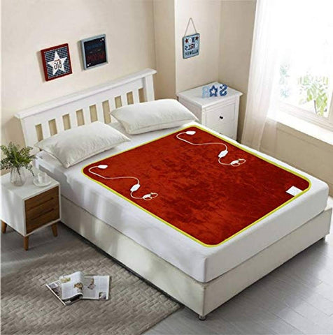 Beautiful Soft Electric Bed Warmer Blanket - Trend Eve