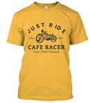 Vintage Bike 1998 T-Shirt for Men - Trend Eve