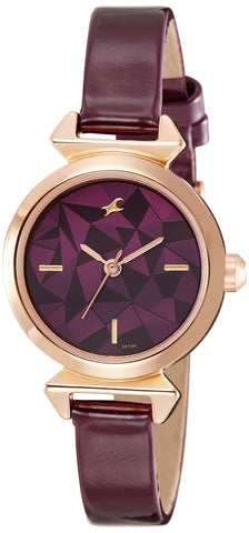 Fastrack Analog Multi-Colour Dial Women's Watch -NK6131WL01 - Trend Eve