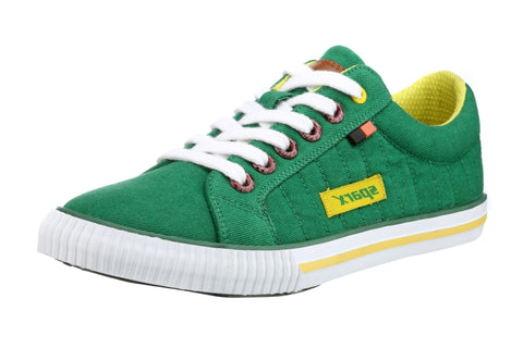 Sparx Men 273 Green Yellow Casual Shoes-9 UK | Trend Eve