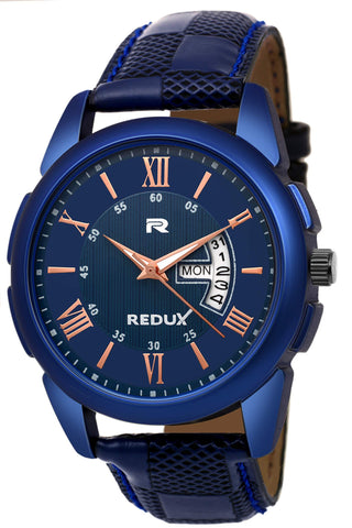 Redux Analogue Blue Dial Men's & Boy's Watch RWS0216S - Trend Eve