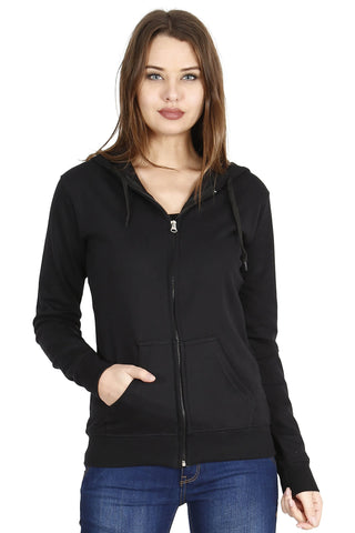 FLEXIMAA Women's Cotton Hoodie - Trend Eve