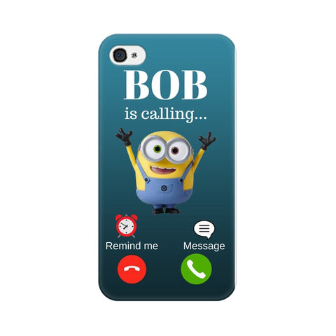 Bob Calling Apple Mobile Cover - Trend Eve