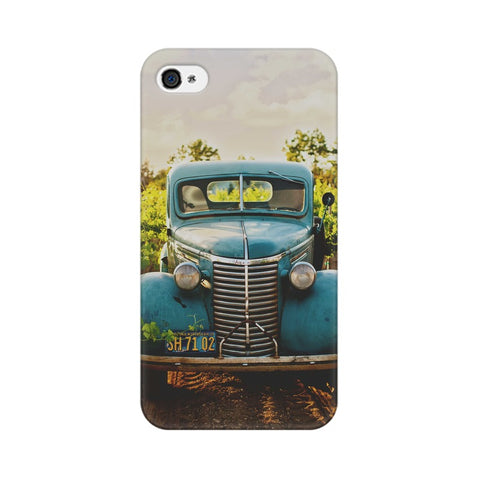 Old Truck Apple Mobile Cover - Trend Eve