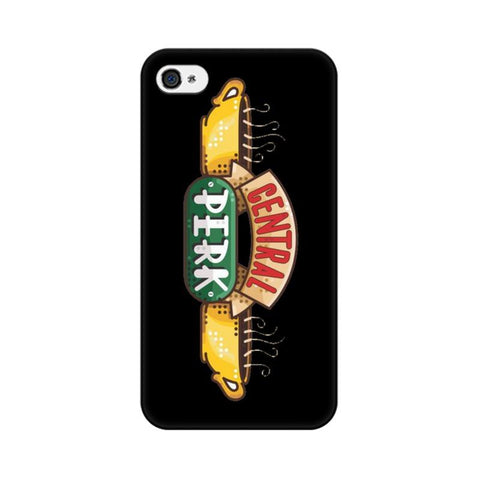 Central Perk Apple Mobile Cover - Trend Eve