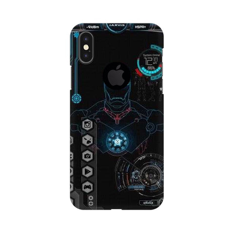 Jarvis Apple Mobile Cover - Trend Eve