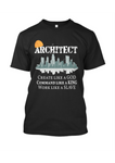 Architect Quote T-shirt - Trend Eve