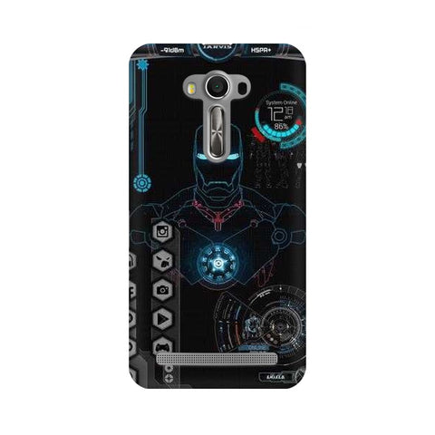 Jarvis ASUS Mobile Cover - Trend Eve