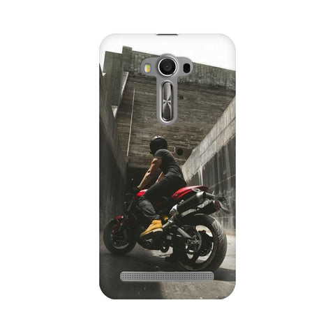 Boy with Bike ASUS Mobile Cover - Trend Eve