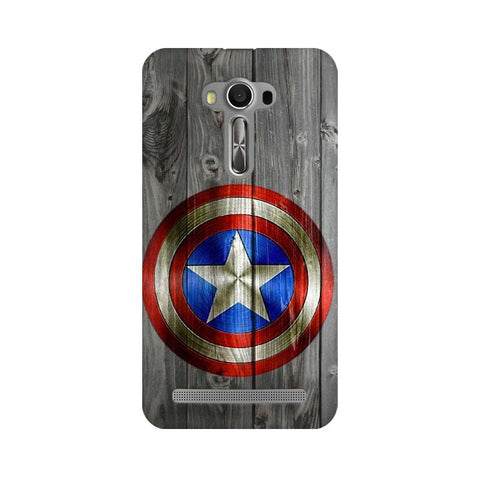 Captain America ASUS Mobile Cover - Trend Eve