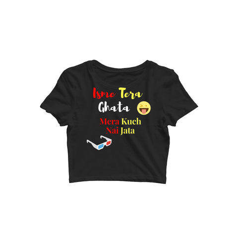 Ghata Crop Top - Trend Eve