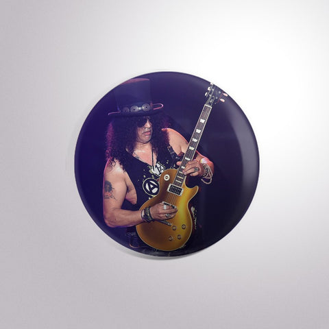 Slash Guitarist Badge - Trend Eve
