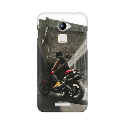 Biker Boy COOLPAD Mobile Cover - Trend Eve