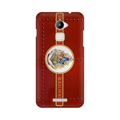 Hogwarts Railways COOLPAD Mobile Cover - Trend Eve