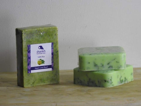 Neem Soap (Hand Made) - Trend Eve