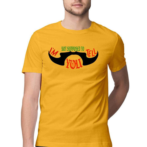 Abhinandan T-Shirt (I'm Not Supposed to Tell You) - Trend Eve