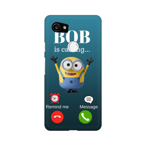 Bob Calling Google Mobile Cover - Trend Eve