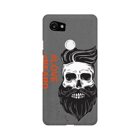 Love Beard Google Mobile Cover - Trend Eve