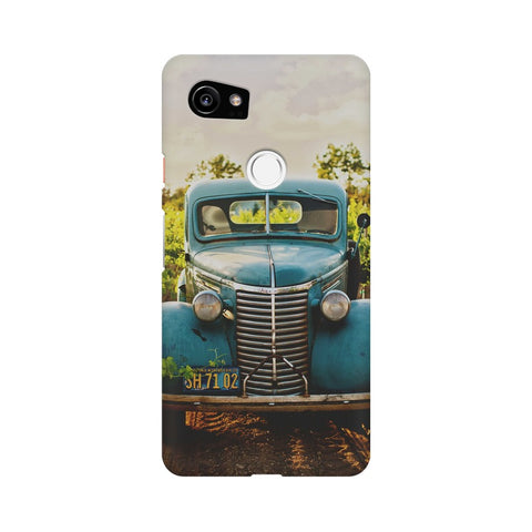 Old Truck Google Mobile Cover - Trend Eve