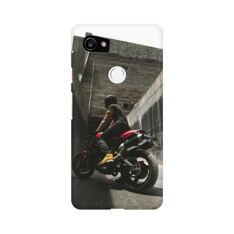 Biker Boy Google Mobile Cover - Trend Eve