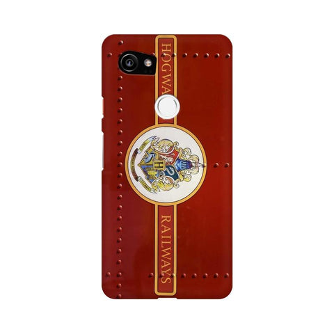 Hogwarts Railways Google Mobile Cover - Trend Eve