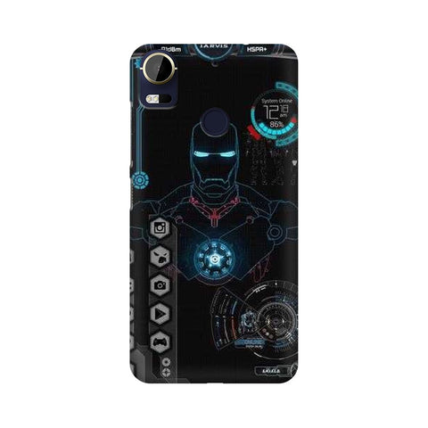 Jarvis HTC Mobile Cover - Trend Eve